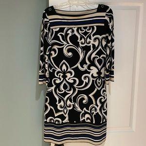 White House Black Market dress. Size small.